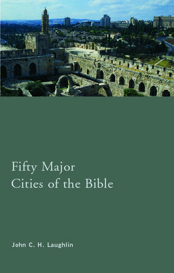 Fifty Major Cities of the Bible book cover