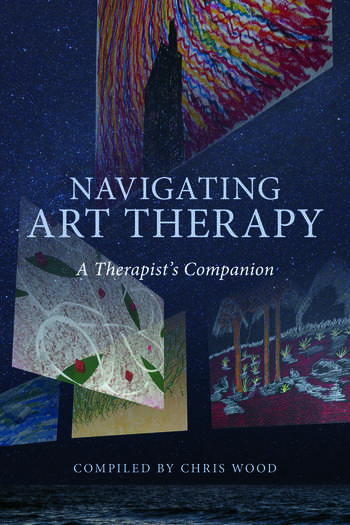 Navigating Art Therapy A Therapist's Companion book cover