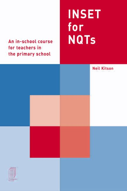 INSET For NQTs An In-school Course for Teachers in the Primary School book cover