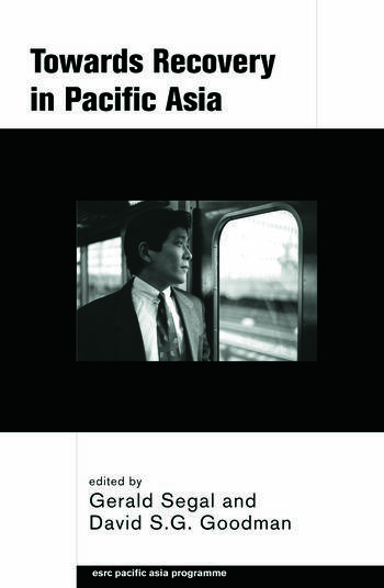 Towards Recovery in Pacific Asia book cover