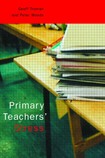 Primary Teachers' Stress book cover