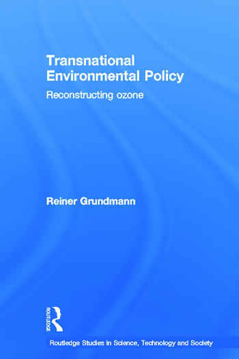 Transnational Environmental Policy Reconstructing Ozone book cover