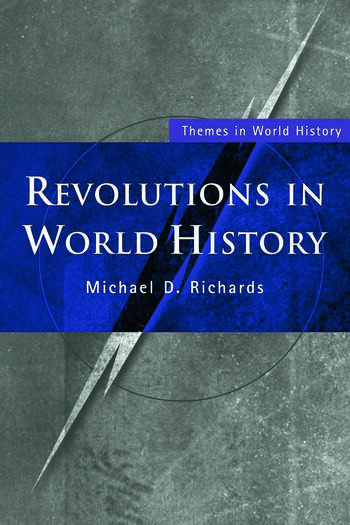 Revolutions in World History book cover