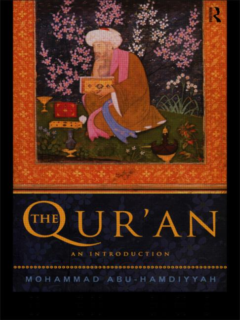 The Qur'an An Introduction book cover