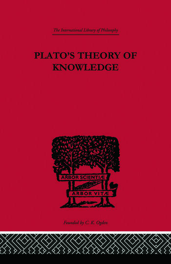 platos theory of human knowledge Unlike most editing & proofreading services, we edit for everything: grammar, spelling, punctuation, idea flow, sentence structure, & more get started now.