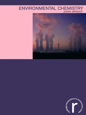Environmental Chemistry book cover