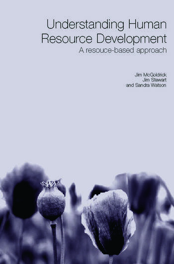 Understanding Human Resource Development A Research-based Approach book cover