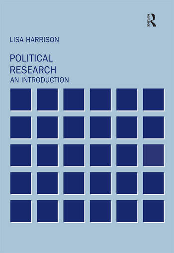 Political Research An Introduction book cover
