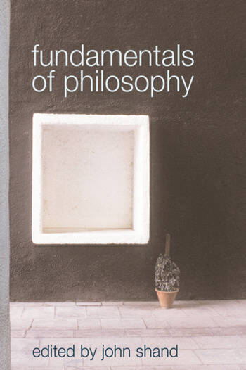 Fundamentals of Philosophy book cover