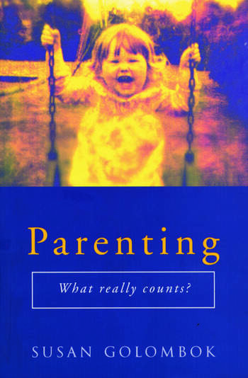Parenting What Really Counts? book cover