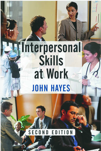Interpersonal Skills at Work book cover