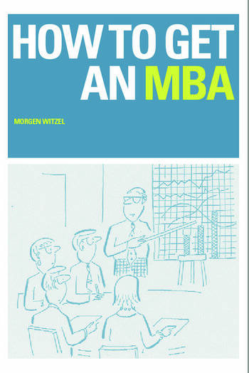 How to Get an MBA book cover