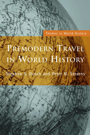 Premodern Travel in World History book cover
