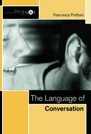 The Language of Conversation book cover
