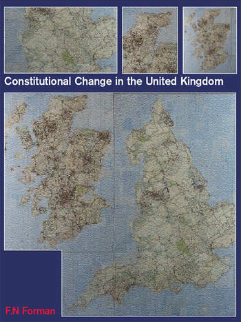 Constitutional Change in the UK book cover