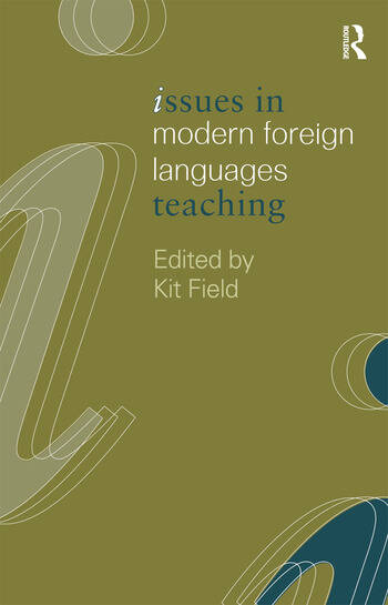 Issues in Modern Foreign Languages Teaching book cover