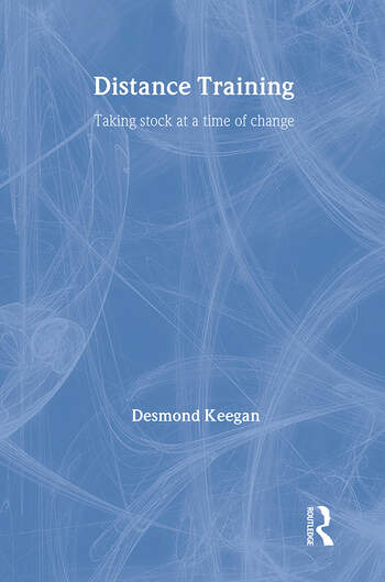 Distance Training Taking Stock at a Time of Change book cover