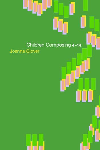 Children Composing 4-14 book cover