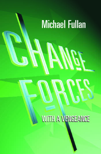 Change Forces With A Vengeance book cover