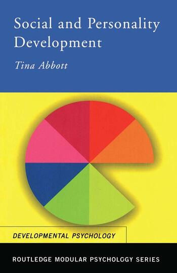 Social and Personality Development book cover
