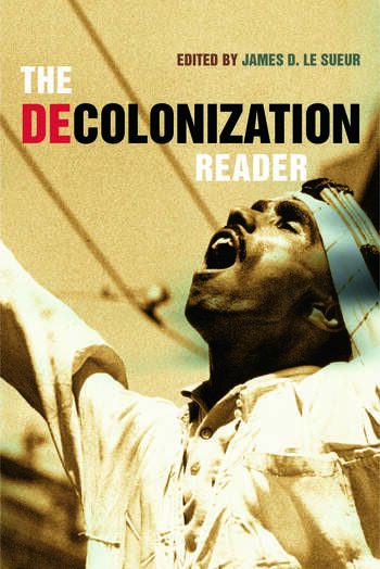 The Decolonization Reader book cover