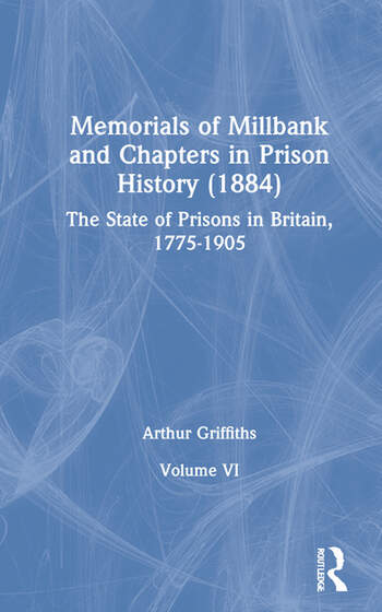 Memorials Of Millbank V 6 book cover