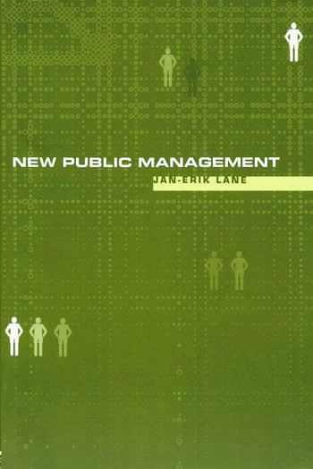 New Public Management An Introduction book cover