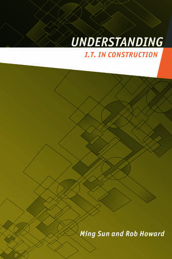 Understanding IT in Construction book cover