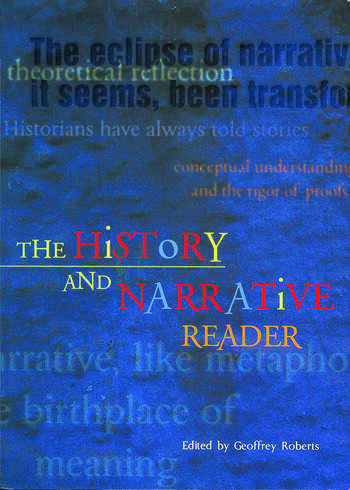 The History and Narrative Reader book cover