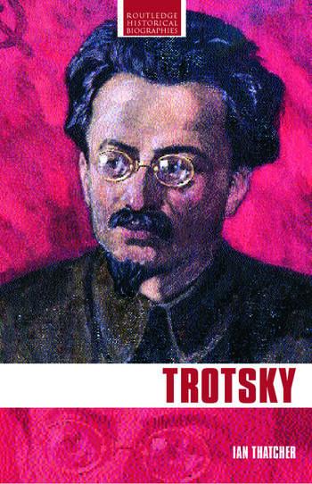 Trotsky book cover