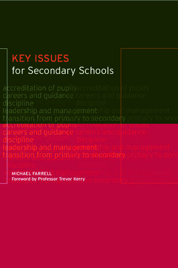 Key Issues for Secondary Schools book cover