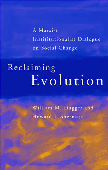 Reclaiming Evolution book cover