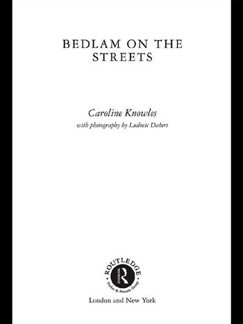 Bedlam on the Streets book cover