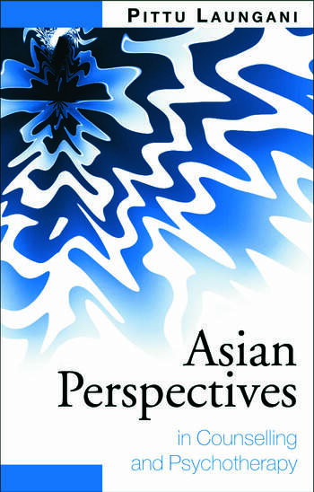 Asian Perspectives in Counselling and Psychotherapy book cover