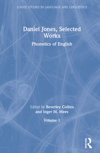 Daniel Jones, Selected Works: Volume I book cover
