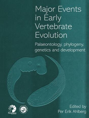 Major Events in Early Vertebrate Evolution book cover