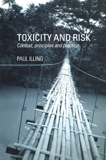 Toxicity and Risk Context, Principles and Practice book cover