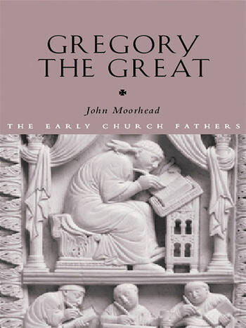 Gregory the Great book cover