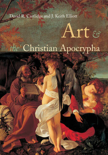Art and the Christian Apocrypha book cover