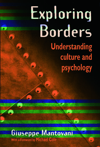 Exploring Borders Understanding Culture and Psychology book cover