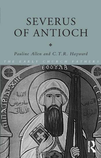 Severus of Antioch book cover