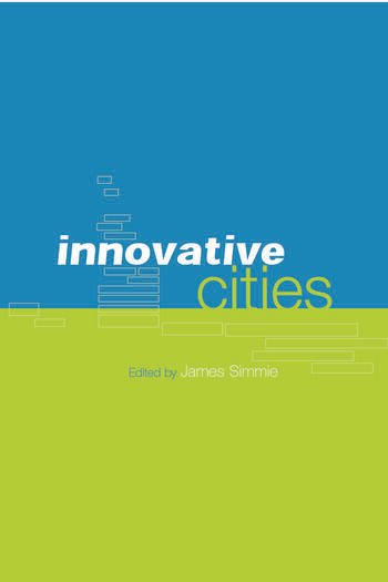 Innovative Cities book cover