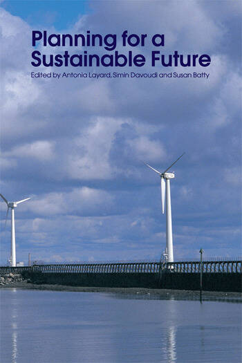Planning for a Sustainable Future book cover