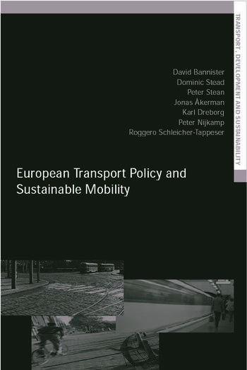 European Transport Policy and Sustainable Mobility book cover
