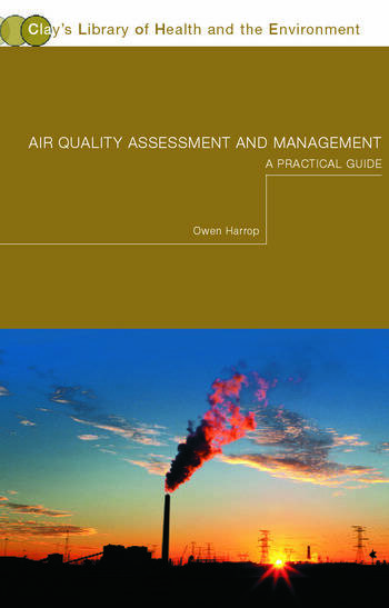 Air Quality Assessment and Management A Practical Guide book cover