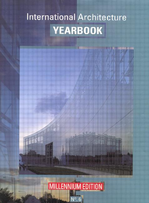 International Architecture Yearbook: Millennium book cover