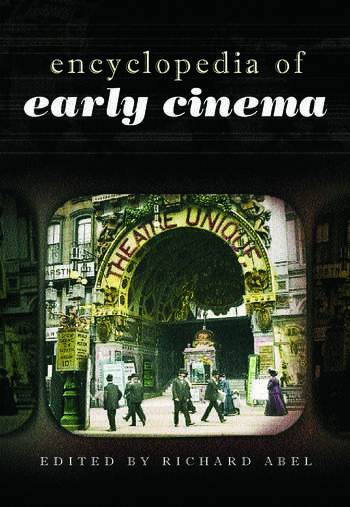 Encyclopedia of Early Cinema book cover