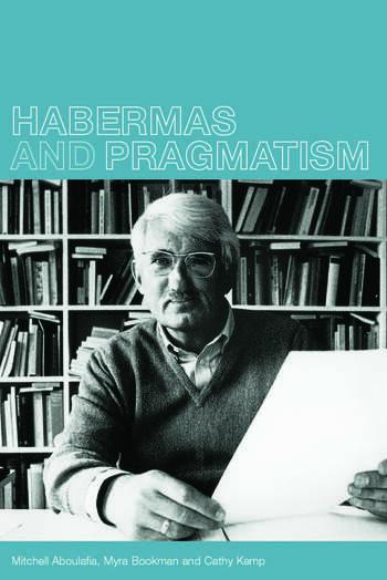 Habermas and Pragmatism book cover
