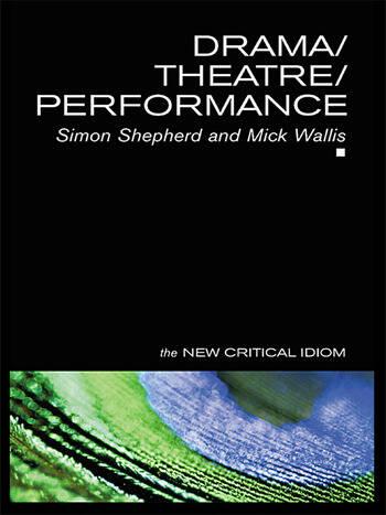 Drama/Theatre/Performance book cover
