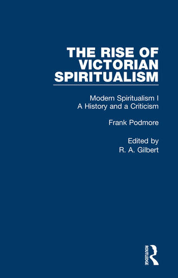 The Rise of Victorian Spiritualism book cover